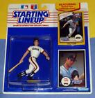 1990 WILL CLARK San Francisco Giants NM+  -FREE s/h- Starting Lineup + 1986 card
