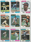 1974 74 Topps LOT YOU PICK SINGLES 15 2 COMPLETE YOUR SET Updated 1 18 20