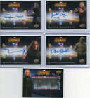 Amazing Spider-Man Autographs - 5 Key Stars to Collect 13