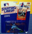 1989 JUAN SAMUEL Philadelphia Phillies - FREE s/h - Starting Lineup Kenner