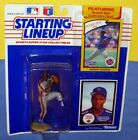 1990 DWIGHT doc GOODEN New York Mets NM-  -FREE s/h- Starting Lineup + 1984 card