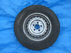 VW T25 Camper Van Wheels