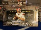 2014 Topps Strata Football hobby box - factory sealed - Garoppolo, Beckham RCs!