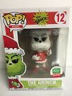 Funko Pop The Grinch Funko Shop B&W Limited Edition Christmas Exclusive! NEW!