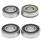 Rear Wheel Bearing Kit ABS Harley FLHTCUTG TRI Glide Ultra Classic 2009-2010