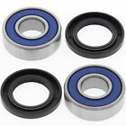 All Balls Front Wheel Bearing Kit for Suzuki AN400 Burgman 2003-2006