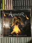 Axenstar / The Inquisition  CD RARE Import Brand New Sealed