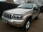 2004 54 Jeep Grand Cherokee 27 CRD auto Sport 4x4 Diesel estate cards welcome