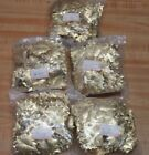 Lot 500 Gold Tone Metal Autumn Maple Leaf Stampings Leaves Craft Jewelry Charms