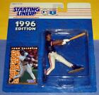 1996 JOHN VALENTIN Boston Red Sox Rookie - FREE s/h - sole Starting Lineup NM-