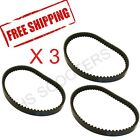 3X669 18 30 Drive Belt 50cc 49cc Scooter Moped buggy bike QMB139GY6 Engine New