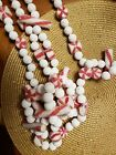 Vintage christmas candy garland