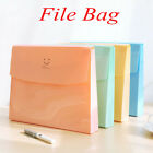 School Office Necessaries Document Bag Plastic Paper Organizer File Folder
