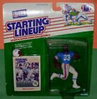 1988 MIKE ROZIER Houston Oilers Rookie Titans #33 - FREE s/h - Starting Lineup