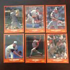 1988 Score ROOKIE TRADED HIGH GLOSS Partial Set 107 110