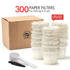 i Cafilas Disposable Paper Filters Cups for Keurig Reusable K Cup Coffee Pods