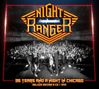 NIGHT RANGER-35 YEARS & A NIGHT IN CHICAGO (W/DVD) (DLX) (UK IMPORT) CD NEW
