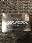 2015-16 Upper Deck Black Hockey Sealed Hobby Box - 5 Hits Per Box