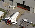 SPACE SHUTTLE ATLANTIS ROLLS OUT FOR STS 86 MISSION 8X10 NASA PHOTO RT609