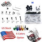 Motorcycle Complete Fairing Bolt Kit Full Set CNC For Aprilia GPR125 2015 2016