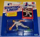 1988 CARNEY LANSFORD #4 Oakland Athletics A's - FREE s/h- Rookie Starting Lineup