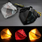 For Yamaha YZF R1 2004 2005 2006 Rear Tail Light Brake Turn Signals LED Light