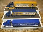 PENJOY Teamsters Diecast 164 Tractor Trailer Limited Edition