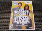 The Biggest Loser Nintendo Wii Balance Board Game Complete CIB SHIPS TODAY