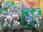 Starting Lineup 1998 Double and Single Emmitt Smith, Aikman, Sanders NFL Cowboys