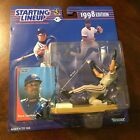 Dave Justice Action Figure Starting Lineup 1998
