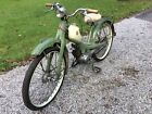 1958 Vintage NSU QUICKLY German Italian Scooter Moped Nice Original W Title