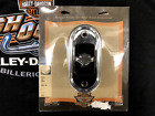 Harley Davidson Chrome Bar and Shield Logo Coil Cover 74615 01