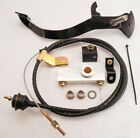 67 68 Mustang or Cougar Cable Clutch Kit WITH PEDAL  T5 Conversion