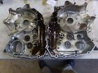 1987 87 SUZUKI VS1400 VS 1400 INTRUDER Engine Crank Case Crankcases Set