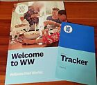 Weight Watchers Guide Welcome to WW 2019 Smart Points Tracker Freestyle