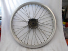 Honda XL 350 R 1984 1985 / Front Wheel Rim Hub Assembly / No Flat Spots!