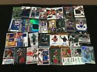 Huge 235 Card Football Game Used  Auto Lot Mostly Last 10 Years