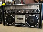 Vintage 70's National Panasonic Boombox - AM/FM/SW MS-4360DFT - Serviced Works!