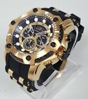Invicta Bolt 26751 Men's 52mm Chronograph Gold-Tone Watch *NEW+SHIPS FREE*