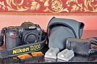 Nikon D200  4846 SHUTTER COUNT CameraBody Only + pictured
