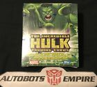 TOPPS Marvel The Incredible Hulk Cards Box Set Nycc Hobby Lee Dc Avengers Comics