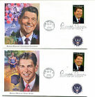 RONALD REAGAN STAMPS AND ENVELOPES FIRST DAY ISSUE FEB 5, 2005 SIMI VALLEY