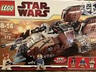 Lego Star Wars Limited Edition Pirate Tank (7753) Manual Box 100% complete