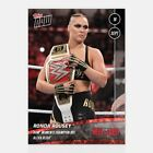 Rowdy Returns! Top Ronda Rousey MMA Cards 24