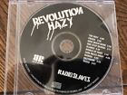 Revolution Hazy Radio Slaves Ultra Rare CD Silver Pressed Baltic Records