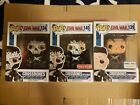 Marvel's Captain America Civil War Crossbones 3 Funko Pop Bundle (2 Exclusives)