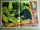 FOTOBUSTA ORIGINAL MOVIE THE CABINET OF DR CALIGARI Glynis Johns Horror