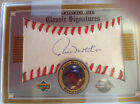 Autographed Paul Molitor Upper Deck Classic Sweet Spot - HOF 2nd Baseman-Brewers