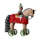 Hallmark Keepsake Christmas Ornament 2018 Year Dated, A Pony for Knight in Shini