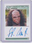 2015 Rittenhouse Star Trek: The Next Generation Portfolio Prints Series 1 Trading Cards 6